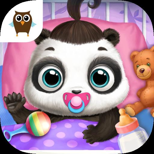 Panda Lu Baby Bear Care FULL (Outfit Bear Care)