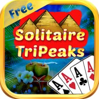 Pyramid Tri Peaks Beach Solitaire Free – Card Towers Game Pack for Kindle Fire