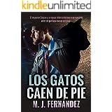 Los gatos caen de pie: (Inspector Salazar 06). Novela negra española (Serie del inspector Salazar nº 6)