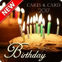 Happy Birthday Cards & Cake