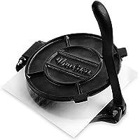 Uno Casa Tortilla et Machine à Crêpe – Fonte résistante – 20 cm– Parfait pour les Crêpes, les Tartes, les Rotis, les…