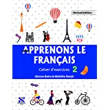 Apprenons Le Francais French Workbook 02: Educational Book