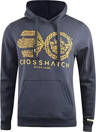 Crosshatch Men's Sawmore Hooded Sweatshirt