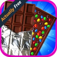 Chocolate Candy Bar Maker - Kids Dessert Games & Bubble Gum Maker FREE