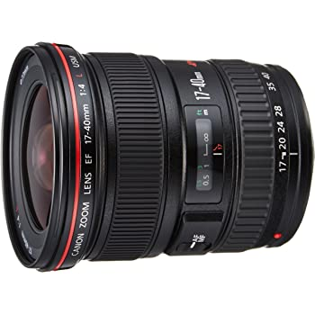 Canon EF Objectif Zoom Grand Angle 17/40 mm f/4.0 L USM