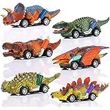 ATOPDREAM Coches de Dinosaurios Juguetes - Juguetes para Padres e Hijos Niños