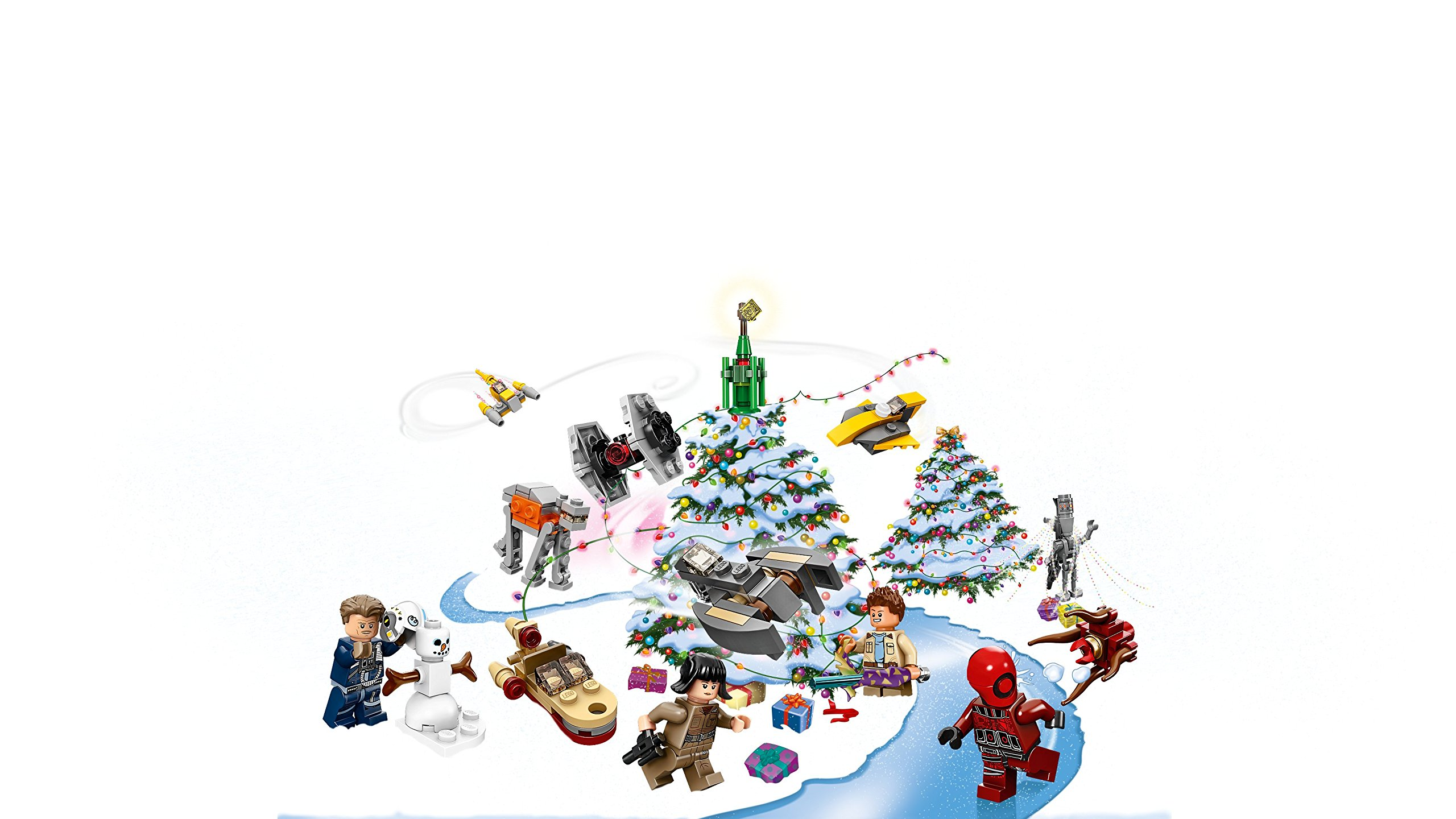 Lego Star Wars Calendario dell'Avvento, 75213 4 spesavip