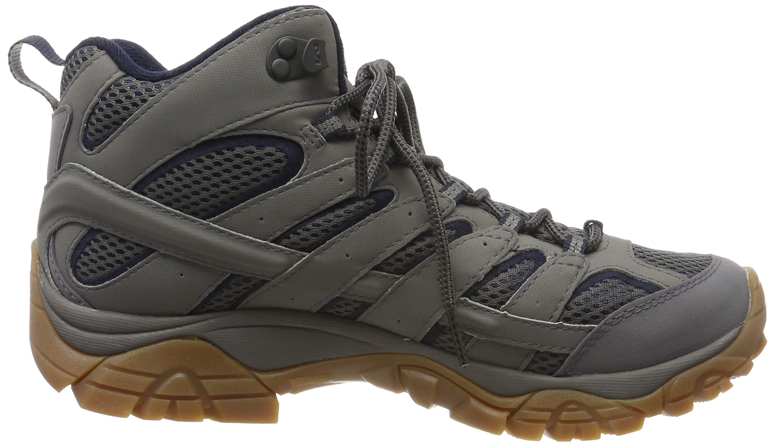 Merrell Men's Moab 2 Mid Gore-tex High Rise Hiking Shoes 6
