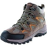 Northside Snohomish - Scarponcini da Escursionismo da Uomo, in Pelle Impermeabile