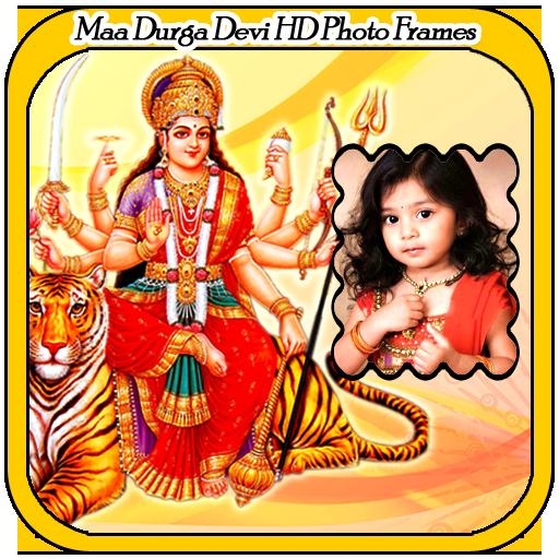 Maa Durga Devi HD Photo Frames