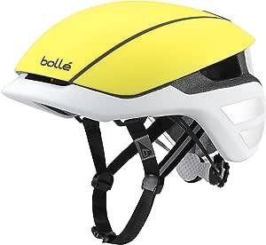 Bollé Radhelm Premium Hi Vis Unisex Matt Yellow White