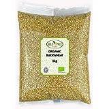 Organic Buckwheat Hulled by Bold & Pack (1kg)