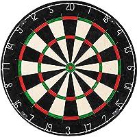 Edaygo Dartscheibe für Steeldarts Dartboard, Durchmesser 45,5 cm, Dicke 3,5 cm, African Top Grade Sisal, inkl…