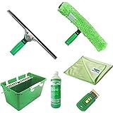 Unger Kit de nettoyage pour fenêtre