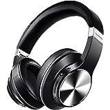 Hybrid Active Noise Cancelling Headphones, VANKYO C751 Over Ear Wireless Bluetooth Headphone with CVC 8.0 Mic, Deep Bass, Hi-