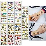 Children's Tattoos Set 15 Vellen/Set Cute Kids Tattoo Schattige Kinderen Tattoo Kids Fake Tattoo Sticker Kids Tattoos Sticker