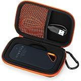 Houssee Étui pour SanDisk Extreme Pro Portable SSD, Coque Rigide de Protection Transport