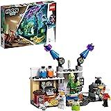 LEGO HiddenSide IlLaboratorioSpettralediJ.B., App per Giochi AR, Playset Multigiocatore Interattivo a Realtà Aumentata p