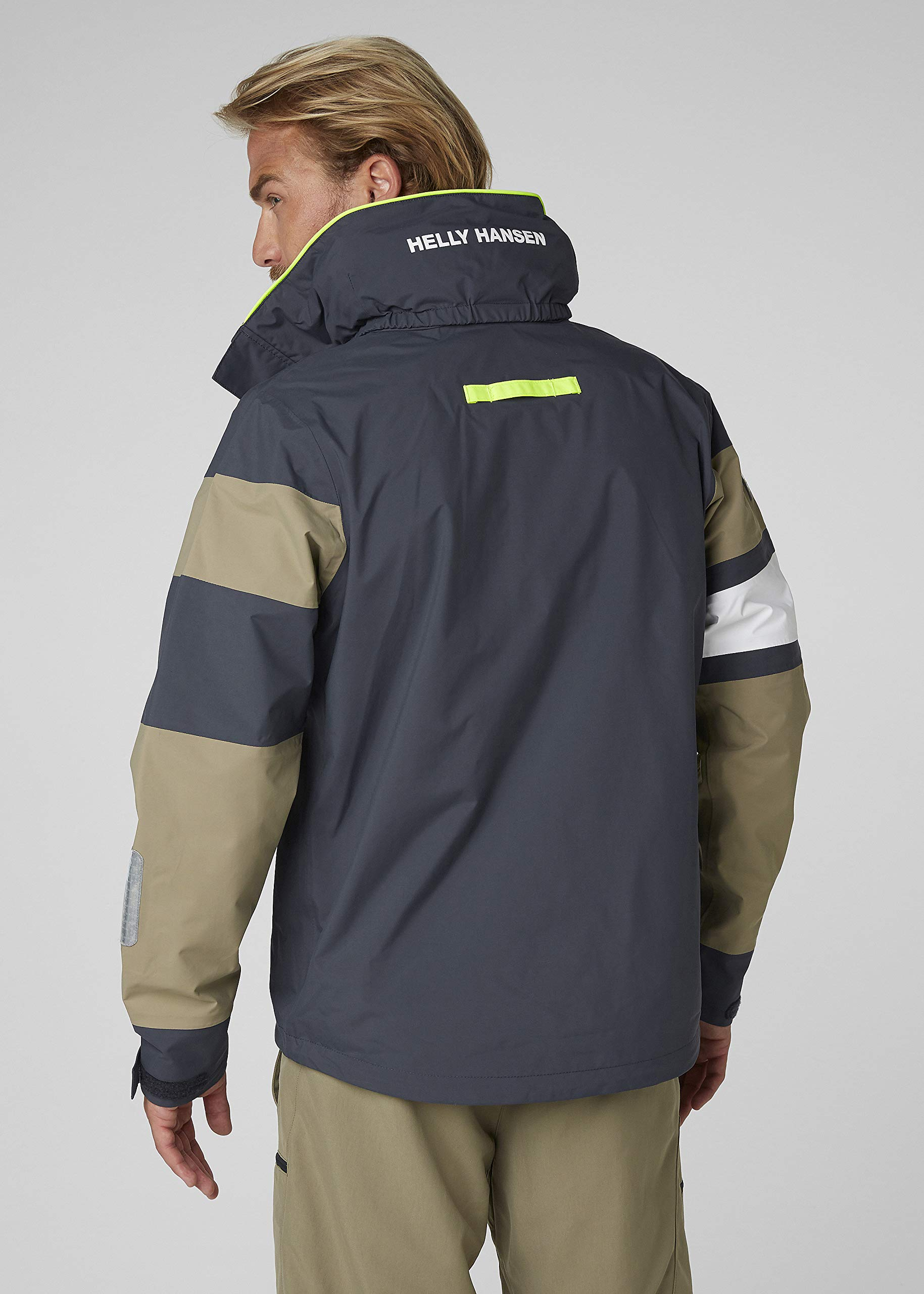 81fxGCHuwRL - Helly Hansen Waterproof Salt Light Sailing Jacket