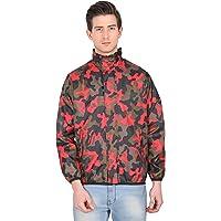 VERSATYL Men's 100% Water Proof Camouflage Jacket