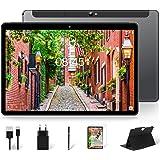 Tablet 10 Pollici LTE+WIFI con 10.1'' HD IPS MEBERRY Android 10 4GB RAM+64GB ROM 128GB Espandibili, 8000mAh, 2 sim slot, GPS,
