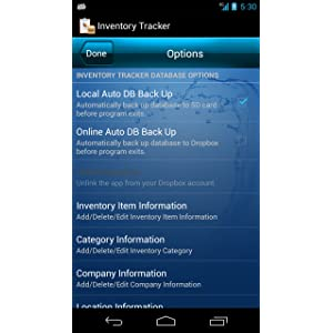 inventory tracker amazon co uk appstore for android