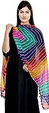 Weavers Villa Women's Dupatta