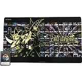 Golden Duelist Collection Tapis de Jeu Souple YU-Gi-Oh ! Dark Side of Dimension avec 1 Carte Bonus