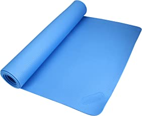 Funjoy Yoga Mat, Blue (5mm)