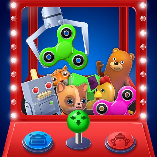 Prize Claw Machine Simulator Toys