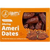 Flyberry Gourmet Ameri Dates (Khajoor) Dry Fruits, 400 g