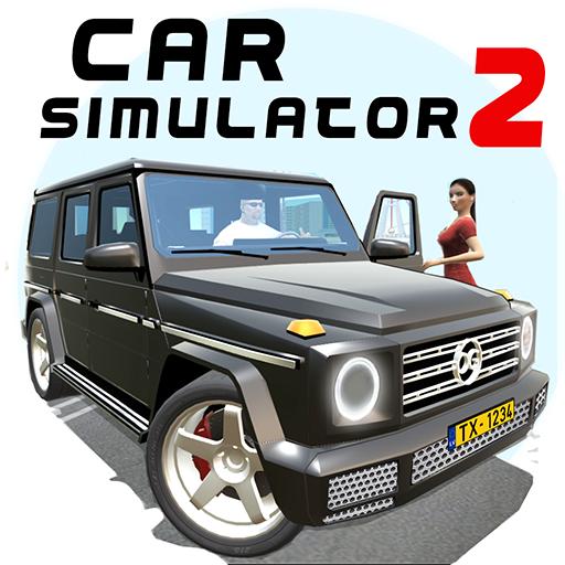 Car Simulator 2 (Online-auto-spiele)