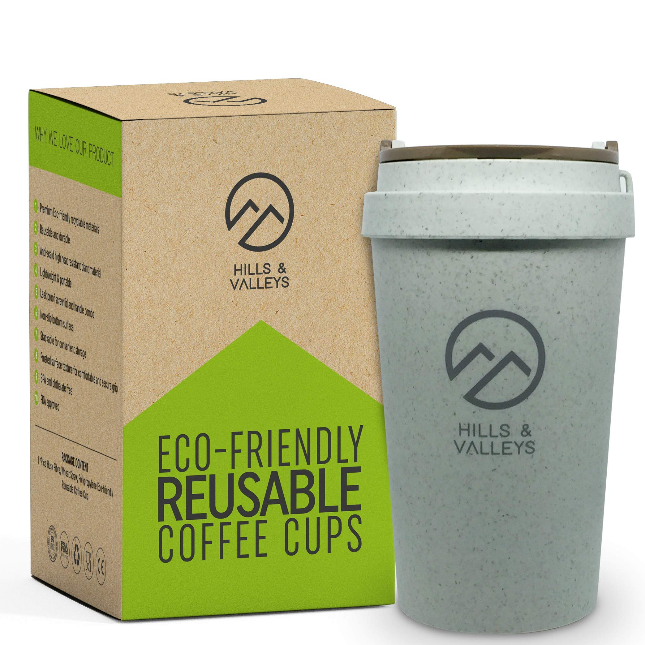 The-Good-Cup-The-Eco-Friendly-Rice-Husk-Reusable-Coffee-Cup-Heat-Insulated-Portable-Leak-Proof-Screw-Tight-Lid-Textured-Grip-400ml14oz-Light-Weight-Travel-Mug