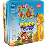 KAADOO Disney Pixoo - The Lion King Puzzle Game for 4+ Years and Above - Kids & Family - Made in India - Disney Gift - Multic