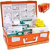 ONFARMA FARMA2 Cassetta Medica Primo Pronto Soccorso Conforme DM 388 Allegato 1 per aziende con 3 o più Lavoratori…
