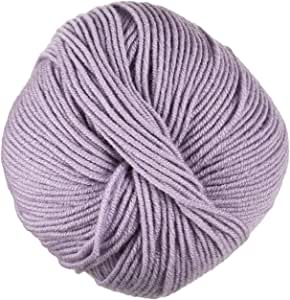 DMC Woolly Yarn Colour 062, Wool, Light Purple, 12 x 12 x 7 cm