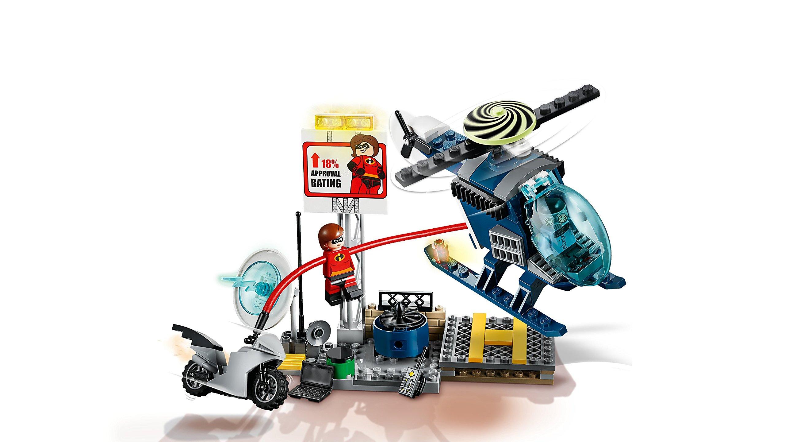 LEGO- Juniors Set Mattoncini Inseguimento sul Tetto di elastigirl, Multicolore, 10759 3 spesavip