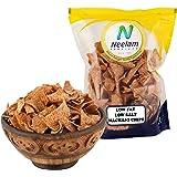 Neelam Foodland Low Fat Low Salt Nachani Chips, 400G