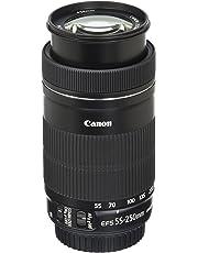 Canon EF-S 55-250mm F4-5.6 is STM Lens for SLR Cameras