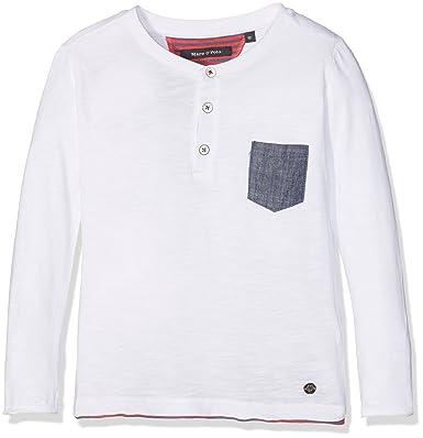 f3cd43a8d99096 Marc O'Polo Boy's T-Shirt 1/1 Arm Pyjama Bottoms: Amazon.co.uk: Clothing