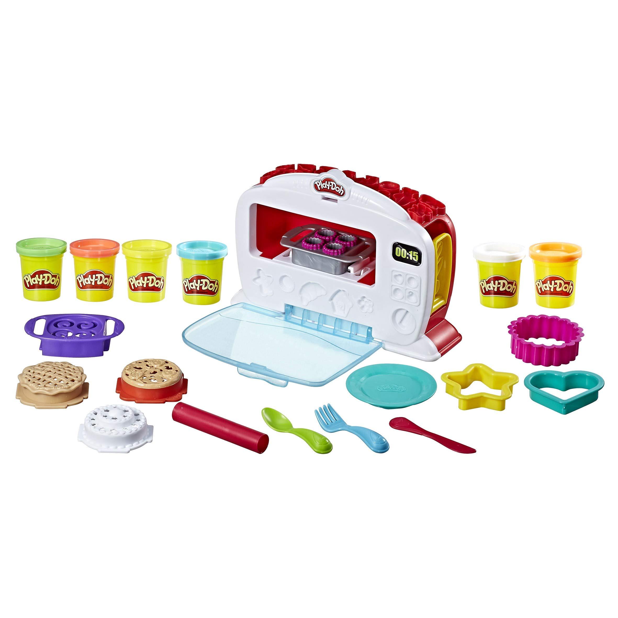 Play-Doh Magico Forno