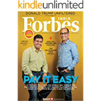 Forbes India Magazine: December 8,2017
