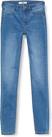 Jacqueline de Yong NOS Jdynikki Jegging Reg Dark Blue DNM Noos Jean Skinny Femme