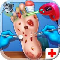 Foot Surgery Doctor Salon - Free Doctor Game