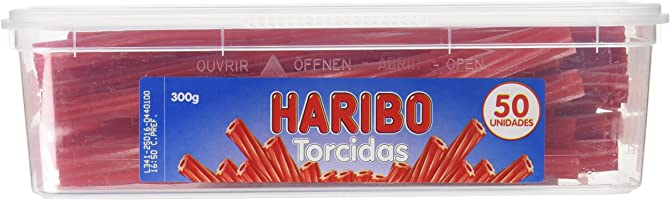 Haribo Torcidas Geles Dulces - 300 gr