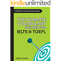The Ultimate Vocabulary Guide for IELTS / TOEFL