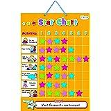 Magnetiskt stjärnkort/belöningsbord