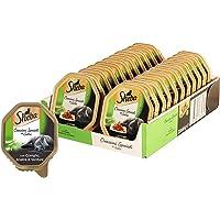 Sheba Creazioni Speciali in Salsa, Cibo per Gatto con Coniglio - 22 Vaschette da 85 g, Totale: 1870 g