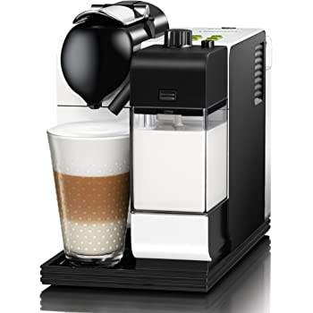 Delonghi EN520.W Nespresso Lattissima Plus Coffee Maker - White