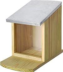 Esschert Design WA09 1 x Eichhörnchen Futterhaus